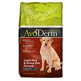AvoDerm Natural Lamb & Rice Dog Food 4.4 lb