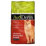 AvoDerm Natural Chicken & Herring Cat Food 3.5 lb