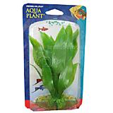 Amazon Sword Plastic Aquarium Plant Medium