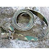 Guardian Gear Camouflage Green Dog Leash 6 feet x 1inch