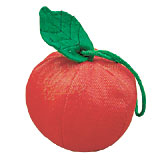 Yeowww! Catnip Apple Cat Toy