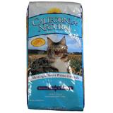 California Natural Fish and Potato Dry Cat Food 15lb