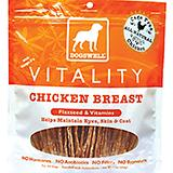 Vitality Chicken Dog Treats from Dogswell 15oz
