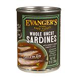 Evanger's Mackerel Canned Dog Food 13 oz