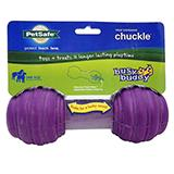 Busy Buddy Chuckle Dog Toy and Treat Dispenser