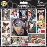 Arf Art Dog Sticker Pack Chihuahua