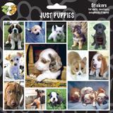 Arf Art Dog Sticker Pack Just Puppies