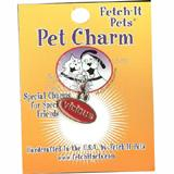 Pet Tag Collar Charm Vicious