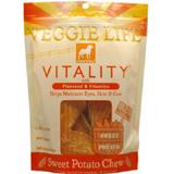 Veggie Life Vitality Sweet Potato 5 oz Dog Treat