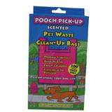 Pooch Pick Up Scented Waste Bags 100ct