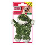 Kong Low Stuffing Frog Extra Small Dog Toy