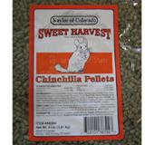 Chinchilla Pellets Sweet Harvest 4 lb