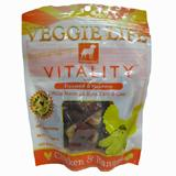 Dogswell Veggie Life Vitality Chicken Banana Dog Treats