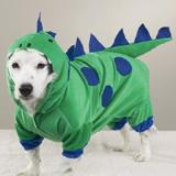 Casual Canine Dogzilla Dinosaur Dog Costume Large
