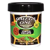 Omega One Juvenile Floating Turtle Pellets 1.5oz
