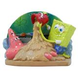 Sponge Bob & Patrick Aquarium Ornament