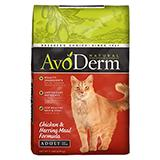 AvoDerm Natural Chicken & Herring Cat Food 14 lb