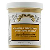 Rooster Booster Vitamins and Electrolytes w/Lacto 8oz Jar