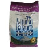 Natural Balance Venison Sweet Potato Allergy Dog Food 4.5lb