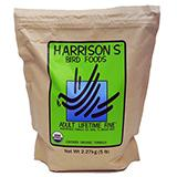 Harrison's Adult Lifetime Fine Organic Bird Food 5-Lb.