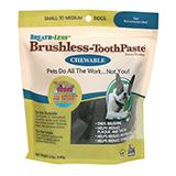 Breathless Dog and Cat Toothpaste Treats Small/Medium 12oz