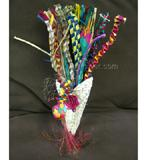 Birdie Bouquet Md. Parrot Piñata Toy
