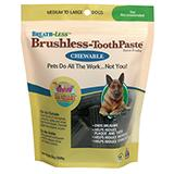 Breathless Dog and Cat Toothpaste Treats Med/Lg. 18oz.