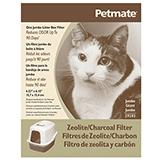 Petmate Jumbo Zeolite/Charcoal Litter Box Filter