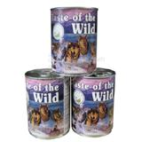 Taste of the Wild Wetlands Fowl Canned Dog Food case