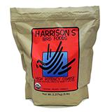 Harrison's Hi Potency Organic Coarse Bird Food 5-Lb.