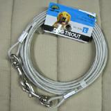 Cider Mill Cable 30 foot Large Dog Tie-out