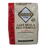 Diamond Naturals Lamb & Rice Dry Dog Food 20lb