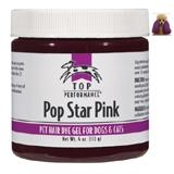 Top Performance Pet Hair Dye Gel PopStar Pink