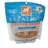 Dogswell Breathies Chicken Breast Dog Treats 15 ounce