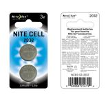 NiteIze NITE CELL 3v Lithium Battery 2032 2 pack