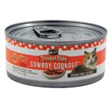 Merrick Cowbow Cookout Cat Food 5.5oz Case