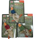 Skinneez for Cats Assorted Barnyard Catnip Toys