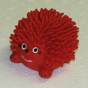 Latex Hedgehog Dog Toy