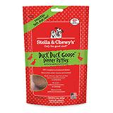 Stella & Chewy's Duck Goose Freeze Dried Dog Food 6-oz