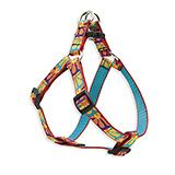Lupine Nylon Dog Harness Step In Daisy 20-30