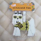 Luggage Tag I Love My Maltese