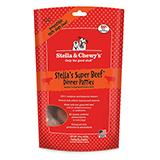 Stella Super Beef Raw Freeze Dried Dinner 16oz
