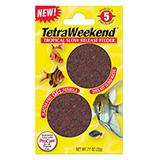 Tetra Weekend Tropical Fish Feeder 2pk