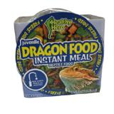 Dragon Food Juvenile Instant Meal Reptile Food .06 oz.