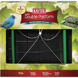 Kaytee Songbird Double Platform Hanging Wild Bird Feeder