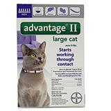 Advantage 2 Cat 10-18 6pk