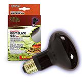 Zilla Night Black Heat Incandescent Spot Heat Bulb100 watt