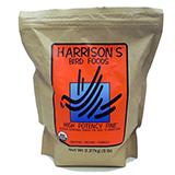 Harrison's Hi Potency Fine Organic Bird Food 5-Lb.