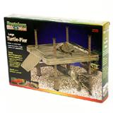 Reptology Large Turtle Pier Terrarium Decoration