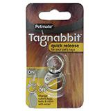 Tagnabbit Pet ID Tag Quick Release Accessory